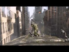 Marvel's The Avengers Blu-ray Clip 5 - YouTube