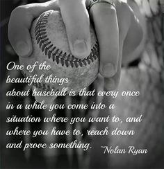 Baseball Memes and Quotes : one of the beautiful things about baseball A collection of baseball memes, softball memes, famous memorable baseball quotes, and cute and funny baseball mom quotes. Baseball Mom Quotes, Softball Memes, Baseball Memes, Baseball Signs, Baseball Crafts, Sports Baseball, Baseball Stuff, Baseball Party, Baseball Videos