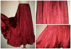 http://www.ebay.co.uk/itm/STUNNING-VINTAGE-1970S-70S-DOES-VICTORIAN-WATERFALL-SATIN-LOOK-TRIACETATE-SKIRT-/151481696190?