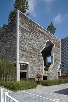 Ningbo Tengtou Pavilion (2010)