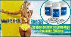 Abnehmpillen zur Behandlung von Übergewicht: Phen375 hat den Diätmarkt erobert