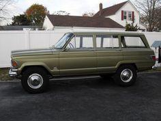'70 Jeep Wagoneer | BaT
