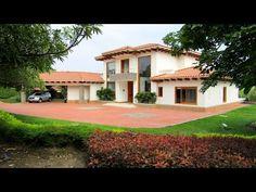 Majestuosa casa campestre en Condominio Campestre. Montenegro - Quindio. Colombia. - YouTube