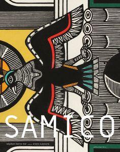 LIVRO MOSTRA A ARTE DE SAMICO EM SEU ESPLENDOR! | 40 Forever