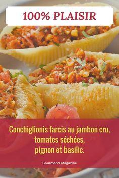 Un plat bien gourmand vous attend !