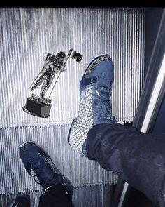 http://SneakersCartel.com Marcus Jordans rocking Black Trophy Room 23s for the VMAs... #sneakers #shoes #kicks #jordan #lebron #nba #nike #adidas #reebok #airjordan #sneakerhead #fashion #sneakerscartel