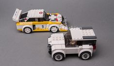 LEGO MOC 76897 Very White SUV by Keep On Bricking   Rebrickable - Build with LEGO
