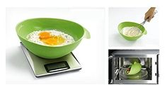 Home Kitchen Tools Roaster Silicone Bake Microwave Steamer Jacinth Steam Case Healthy Silicone Cooking Bowl Box ** Want additional info? Click on the image.