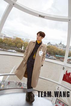 Jackson in London