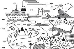 Atlas Imaginaire, Hachette - Sophie Della Corte