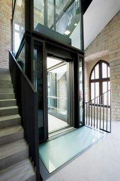 Malta House, House Lift, Elevator Design, Glass Elevator, Dream Mansion, House Elevation, Stairway To Heaven, Staircase Design, Villa