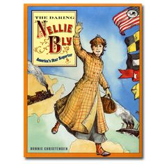 "Introduces the life of Nellie Bly who, as a ""stunt reporter"" for the New York World newspaper in the late 1800s, championed women's rights and traveled around the world faster than anyone ever had."