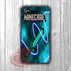 Minecraft Creeper Sword - dizi for iPhone 4/4S/5/5S/5C/6/ 6+,samsung S3/S4/S5,samsung note 3/4