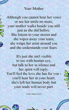 Happy Mothers day in Heaven Mom Images Quotes I Miss You Mom Poems Messages Cards Pics for Grandma I miss you mom poems 2016 mom in heaven poems from daughter son on mothers day.Mommy heaven poems for kids who miss their mommy badly sayings quotes wishes. The Words, Affirmations, I Miss My Mom, I Love You Mom, Mom And Dad, Mother Daughter Quotes, Loss Of Mother Quotes, Mother Poems, Mothers Day Poems