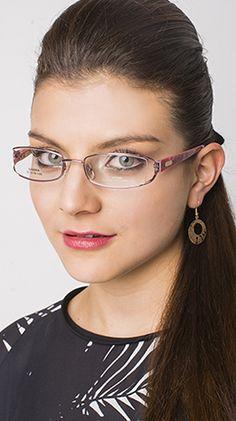 GAB904 Drop Earrings, Glasses, Fashion, Lenses, Eyeglasses, Eyewear, Moda, La Mode, Fasion