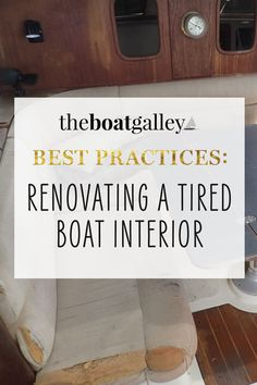 Barefoot Gal had good bones but a very tired interior. It was finally time for a major renovation. Learn what all the problems were and our priorities in the update. Sailboat Interior, Marine Environment, Boat Projects, Us Sailing, Good Bones, Very Tired, Rv Life, Life Hacks, Priorities