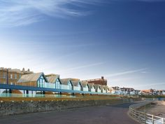 Located off Westbrook Road, the Margate Beach Houses sit between the promenade and the former listed Royal Seabathing Hospital site, which first opened in 17...