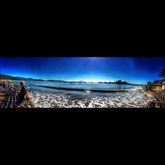 Volta a Ilha de Bike em Floripa! #love  #strava #pedal #mtb #ciclismo #bike #ascombai #italiabrasil #florianopolis #voltadailha #ilhadamagia #beach #praias #floripa #cicloturismo #happy #7voltaailhadebike #bike #bikers #island #nature #natureza #paz #adventure #aventura #santacatarina #mountainbike #nqfs #lifestyle #lifestyle