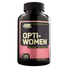 OPTIMUM NUTRITION Opti-Women, Womens Daily Multivitamin Supplement with Iron, 120 Capsules - Excellent product, high quality.ContentsWhat is product feature? Supplements For Women, Best Supplements, Nutritional Supplements, Weight Loss Supplements, Protein Supplements, Multivitamin Tablets, Multivitamin Supplements, Best Multivitamin, Products