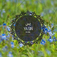 YaSin Surah graphics