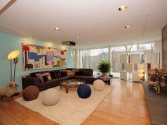 Mid-century modern by Rob Graff of Eliot Noyes Architects