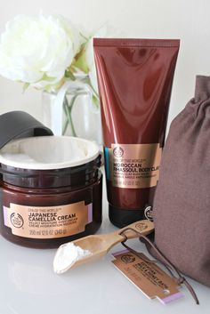 The Body Shop Spa of the World // Beauty and the Chic Body Works Posh Body Shop secret Parfum The Body Shop, Body Shop Tea Tree, Body Shop At Home, Beauty Spa, Beauty Care, Asian Beauty, Beauty Hacks, Body Shop Skincare, Body Shop Products