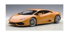 Lamborghini Huracan LP610-4 Orange AUTOart 74603