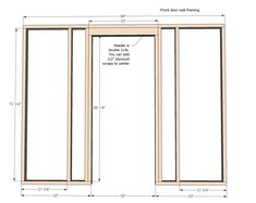 Free shed chicken coop plans! Easy Chicken Coop, Chicken Shop, Diy Chicken Coop Plans, Building A Chicken Coop, Building A Shed, Building Plans, Ana White, Diy Pallet Projects, Easy Diy Projects