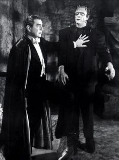 Frankenstein meets Dracula