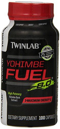 Twinlab Twl Yohimbe Fuel Diet Supplement Capsules, 100 Co... https://www.amazon.com/dp/B0097BZJXG/ref=cm_sw_r_pi_dp_Ts8Mxb6YAS1H9