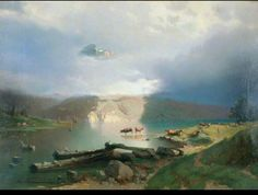 by  Friedrich Zimmermann (1823-1884)