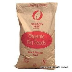 Allen Page Organic Feed Company Sow Weaner Feed The Organic Feed Company Sow Weaner Feed is a nutritious all round feed suitably designed for gestating or lactating sows. Pig Feed, Calcium Phosphate, Crude Oil, Farm Animals, Vitamins, Protein, Snack Recipes, Conditioner
