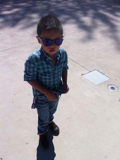 Men's fashion, stylish boy, handsome little man , too cute