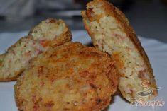 Recept Rizses-fokhagymás fasírt, lépés 10