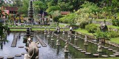 Tirta Gangga, Istana Air di Karangasem Bali