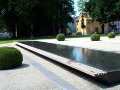Merit Award   Axel Lohrer, lohrer.hochrein landscape architects, Munchen, Germany   - Rubenow Square