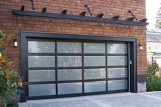 glass-garage-doors Modern Ideas And Designs For Garage Doors
