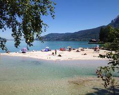 Outdoor Travel, Lakes, Mountain, Beach, Instagram Posts, The Beach, Beaches, Ponds, Travel