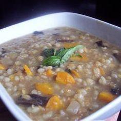 Slow Cooker Lentil Stew @ allrecipes.co.uk