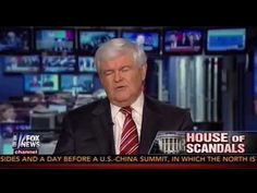 Newt Gingrich Rips NSA's Data Mining: All That Info And They Couldn't St...