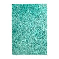 IKEA - ГРОШЁН, Коврик для ванной, Благодаря латексной подкладке ковер не скользит.