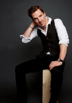 Benedict Cumberbatch | People magazine | December 2014 | Photographer: Jake Chessum