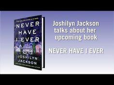 Joshilyn Jackson on her new suspense novel Never Have I Ever, Banks, Jackson, Novels, Lady, Youtube, Jackson Family, Fiction, Romans
