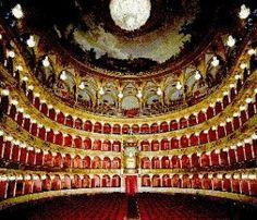 teatro real madrid spain - Google Search
