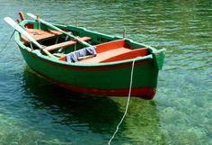 Fishing boat-Polignano...