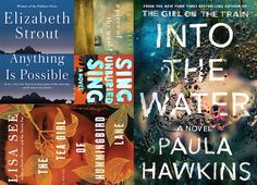 Last year offered so manytreats for lovers of fiction: new books byZadie SmithandColson Whitehead; the most personal novel yet from Ann Patchett; and unforgettable first novels from Yaa Gyasi,Brit Bennettand Cynthia D'Aprix Sweeney.We're already looking forward to what 2017 will bring (book-wise), withnew novels byChristina Baker...