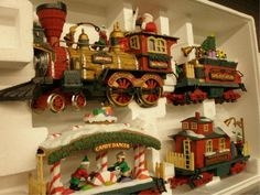 EZTEC 37260 NORTH POLE EXPRESS CHRISTMAS TRAIN SET RC G Scale ...