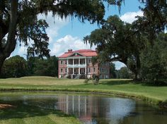 Classic!  Drayton Hall, Charleston, SC  Built in 1738