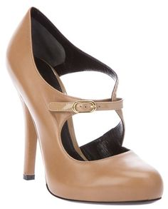 DOLCE & GABBANA Court shoes. Thought these might be a nice colour to go with our bridesmaid dresses