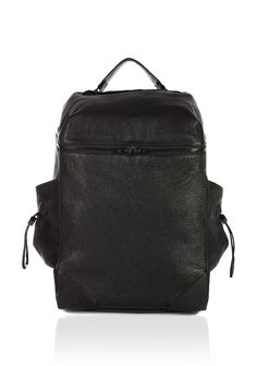 Wallie Backpack With Matte Black Hardware Thumb
